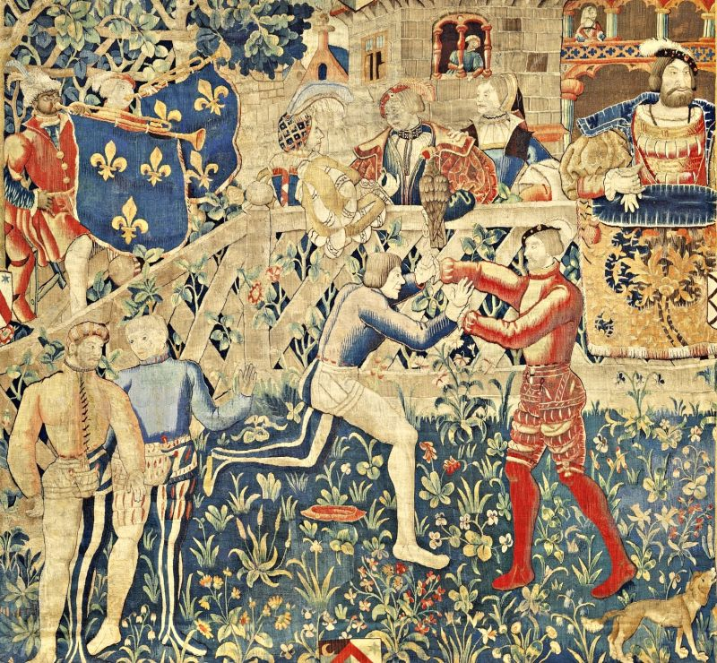 image of tapestry