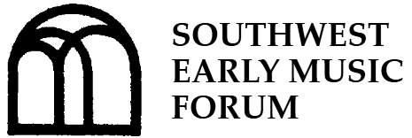 Southwest Early Music Forum logo
